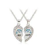 BEST FRIENDS NECKLACE FREE