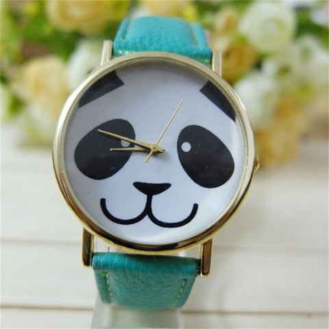 PANDA PATTERN WATCH