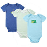 BABY BODYSUITS 3 PIECES 100% Cotton