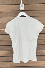MadeWorn Made Worn TLC Tee Off White