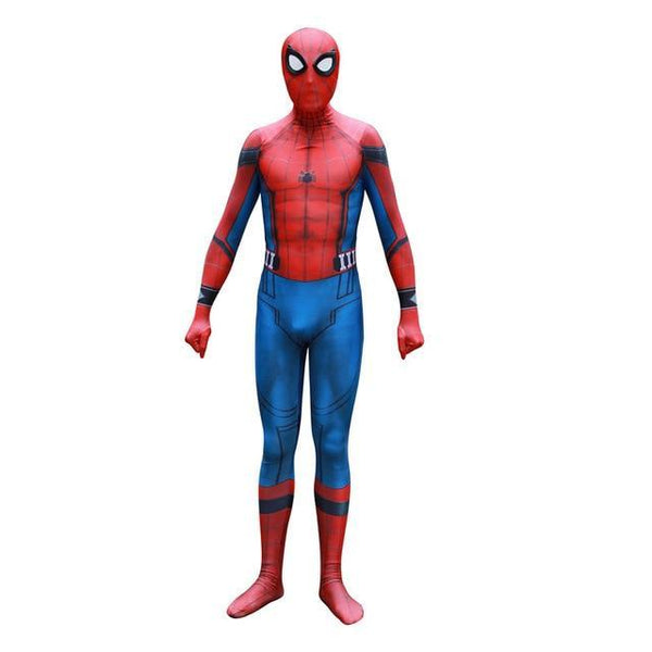 2018 SPIDERMAN Homecoming Cosplay Costume for Women