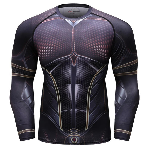 Ant-Man 2 THE WASP Long Sleeve Compression Shirt