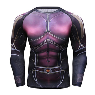 Ant-Man 2 THE WASP Long Sleeve Compression Shirt for Men
