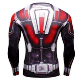 ANT MAN Compression Shirt for Men (Long Sleeve)