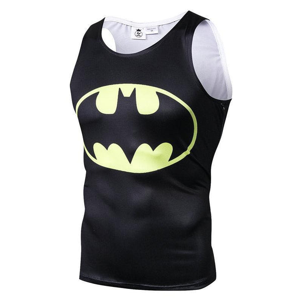 BATMAN Compression Tank Top