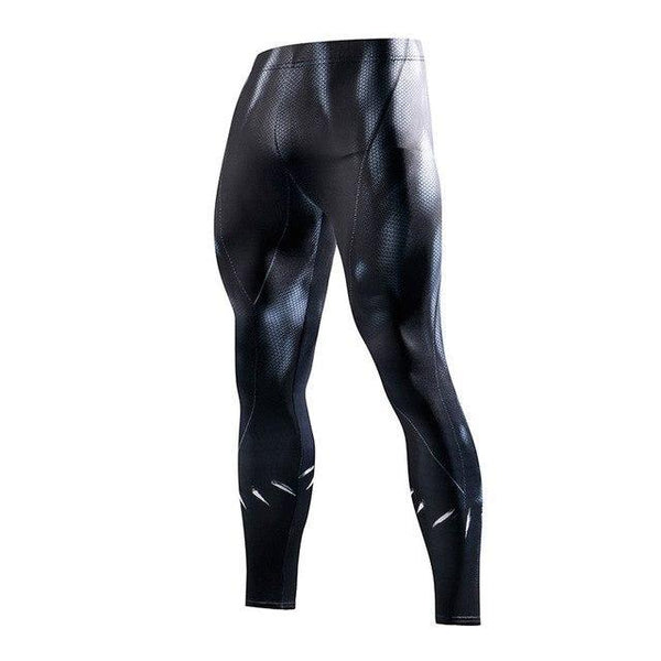 BLACK PANTHER Compression Leggings for Men