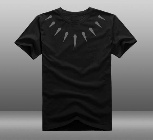 BLACK PANTHER T'Challa Necklace T-Shirt (3 styles)