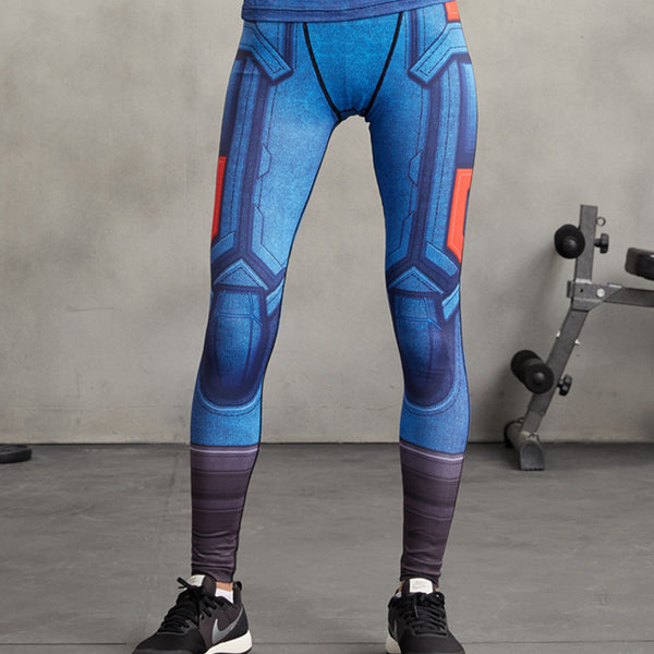ee0865f4cf1f4 CAPTAIN AMERICA Compression Leggings/Pants for Women – I AM SUPERHERO