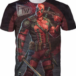 DEADPOOL FTW T-Shirt