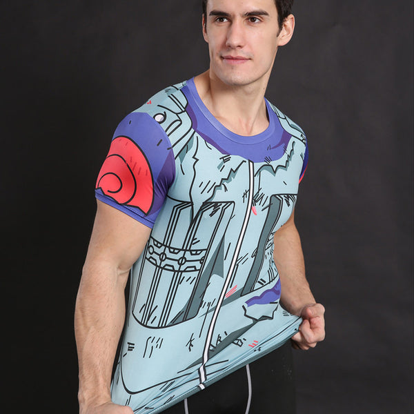 DRAGON BALL Compression Shirt