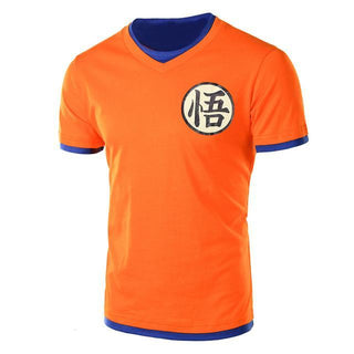DRAGON BALL Short Sleeve T-Shirt for Men