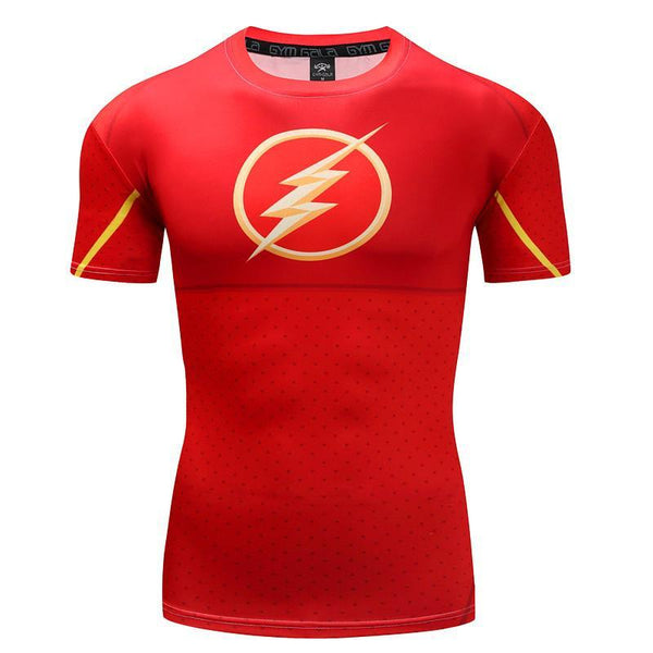 FLASH Compression Shirt for Men (Short Sleeve)