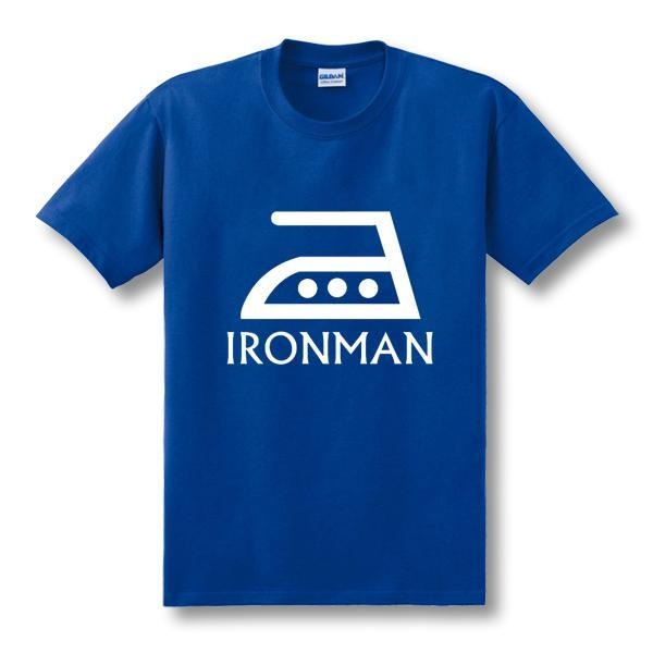 Funny IRON MAN T-Shirt in Multiple Colors