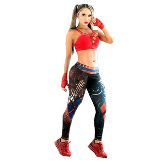 02f45db458b13 Women's Superhero Compression Leggings & Pants – I AM SUPERHERO