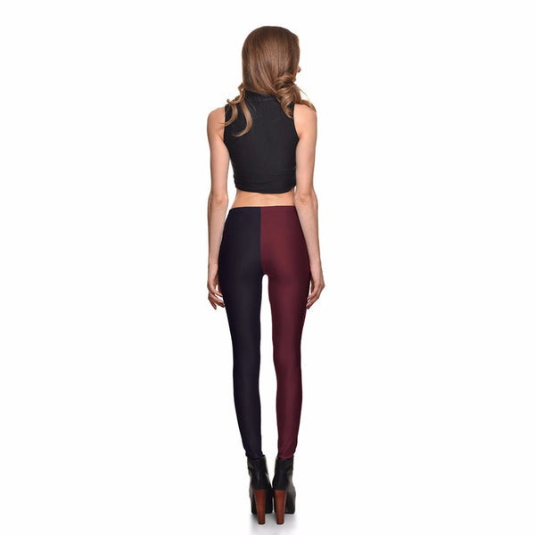 HARLEY QUINN Compression Leggings/Pants for Women