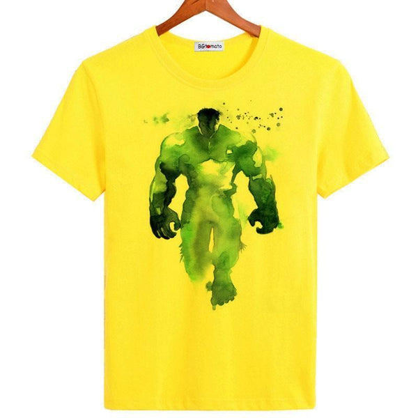 HULK T-Shirt for Men in 4 colors