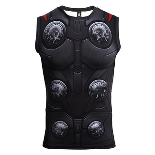 Infinity War THOR Compression Tank Top for Men