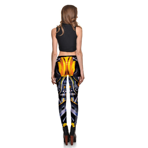 IRON MAN Compression Leggings/Pants for Women