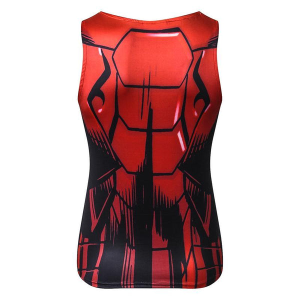 IRON MAN Tank Top for Men