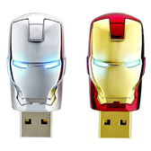IRON MAN USB Flash Drive (4GB/8GB/16GB/32GB)