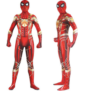 IRON SPIDER Cosplay Costume for Men