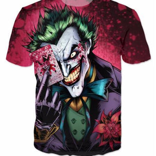 JOKER Short Sleeve T-Shirt for Men (7 styles)