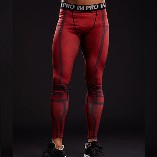KID FLASH Compression Leggings/Pants for Men