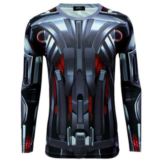 Long Sleeve THOR Compression Shirt