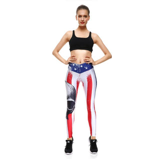 PUNISHER Fitness Leggings for Women