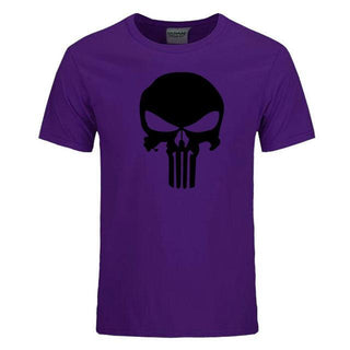 Punisher T-Shirt for Men in 6 Different Colours