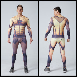REVERSE FLASH Compression Leggings/Pants for Men