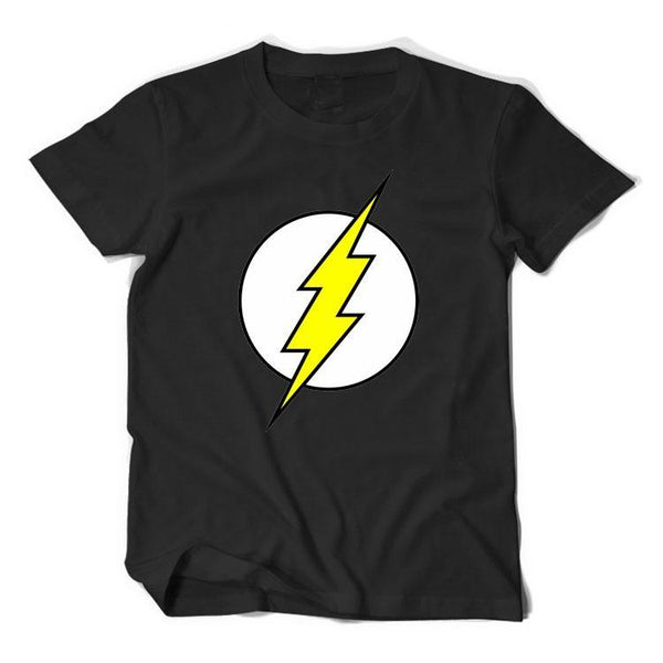 Sheldon's Short Sleeve FLASH T-Shirt (2 colors)