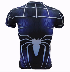 SPIDERMAN Compression Shirt for Men (Short Sleeve)