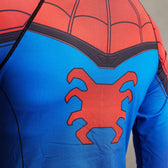 SPIDERMAN Compression Shirt for Women (Long Sleeve)