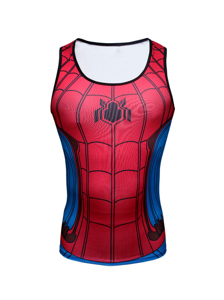 SPIDERMAN Compression Tank Top