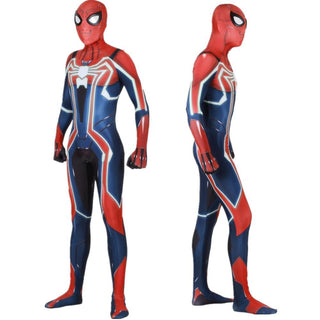 SPIDERMAN PS4 Cosplay Costume for Men
