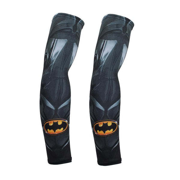 SUPERHERO Compression Arm Sleeves (2 pcs)