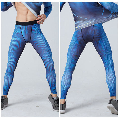 SUPERMAN Compression Leggings/Pants for Men