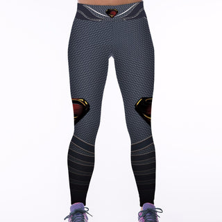 SUPERMAN Compression Leggings/Pants for Women
