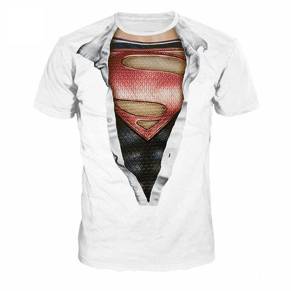 803184b3ab9 SUPERMAN T-Shirt for Men – I AM SUPERHERO