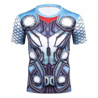THOR Compression Shirt for Men (Short Sleeve)