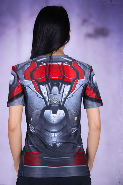 THOR Compression Shirt for Women (Short Sleeve)
