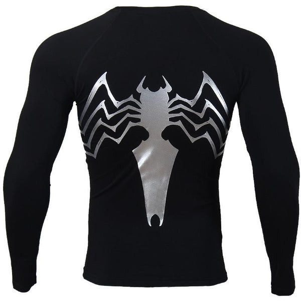 VENOM Compression Shirt for Men (Long Sleeve)