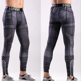 WINTER SOLDIER Compression Leggings/Pants for Men