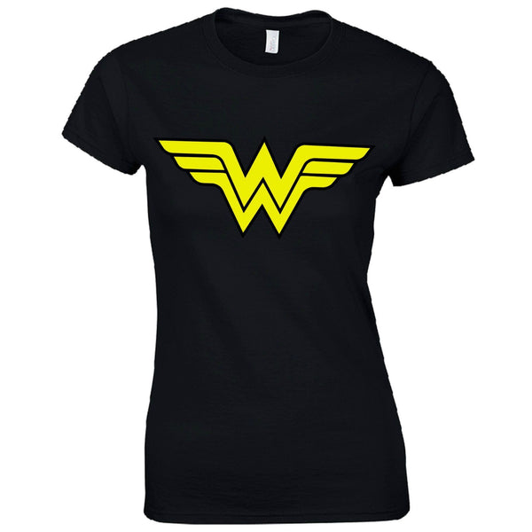 WONDER WOMAN T-Shirt (in 3 colors)