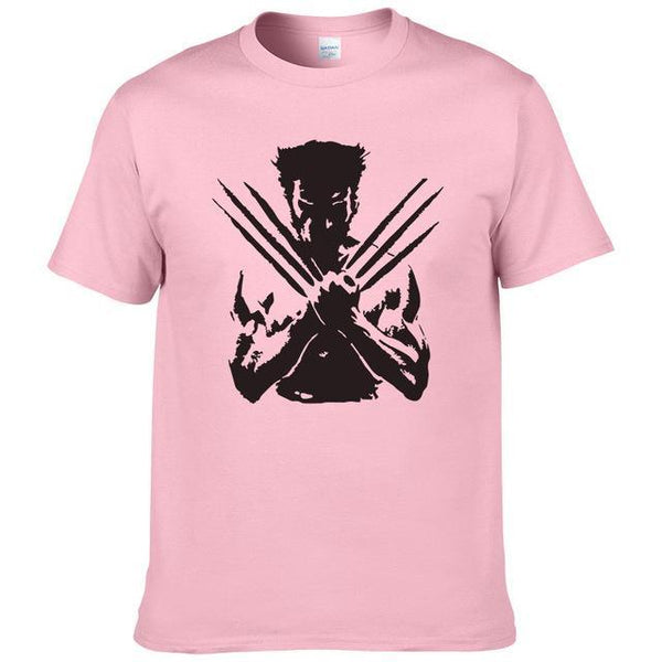 X-MEN WOLVERINE Short Sleeve T-Shirt for Men