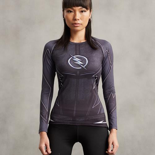 ZOOM Compression Shirt for Women (Long Sleeve)