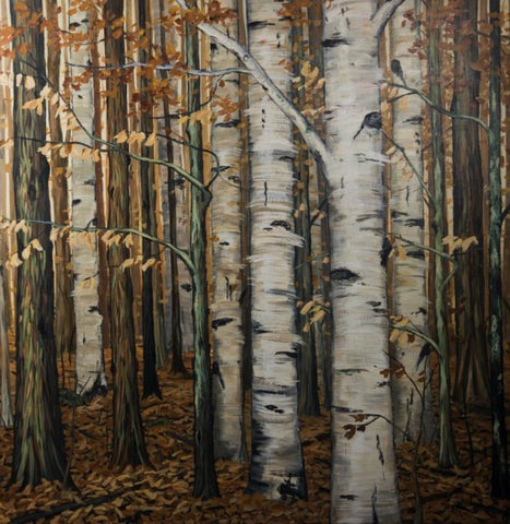 Forest Glow, Signed Limited Edition Print