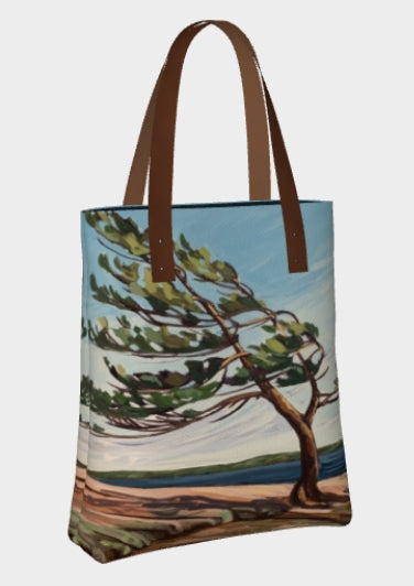 Killbear Park Windswept Premium Lined Tote Bag (Pre-Order for Late June 2021)
