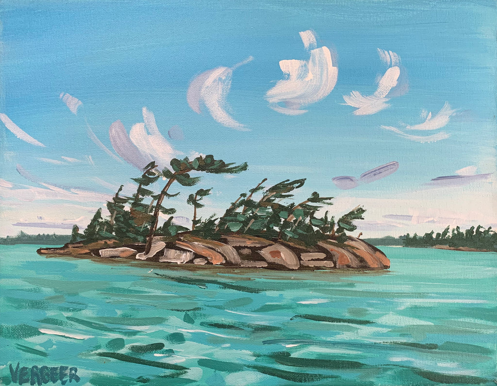 Near King Island Series - 14x11